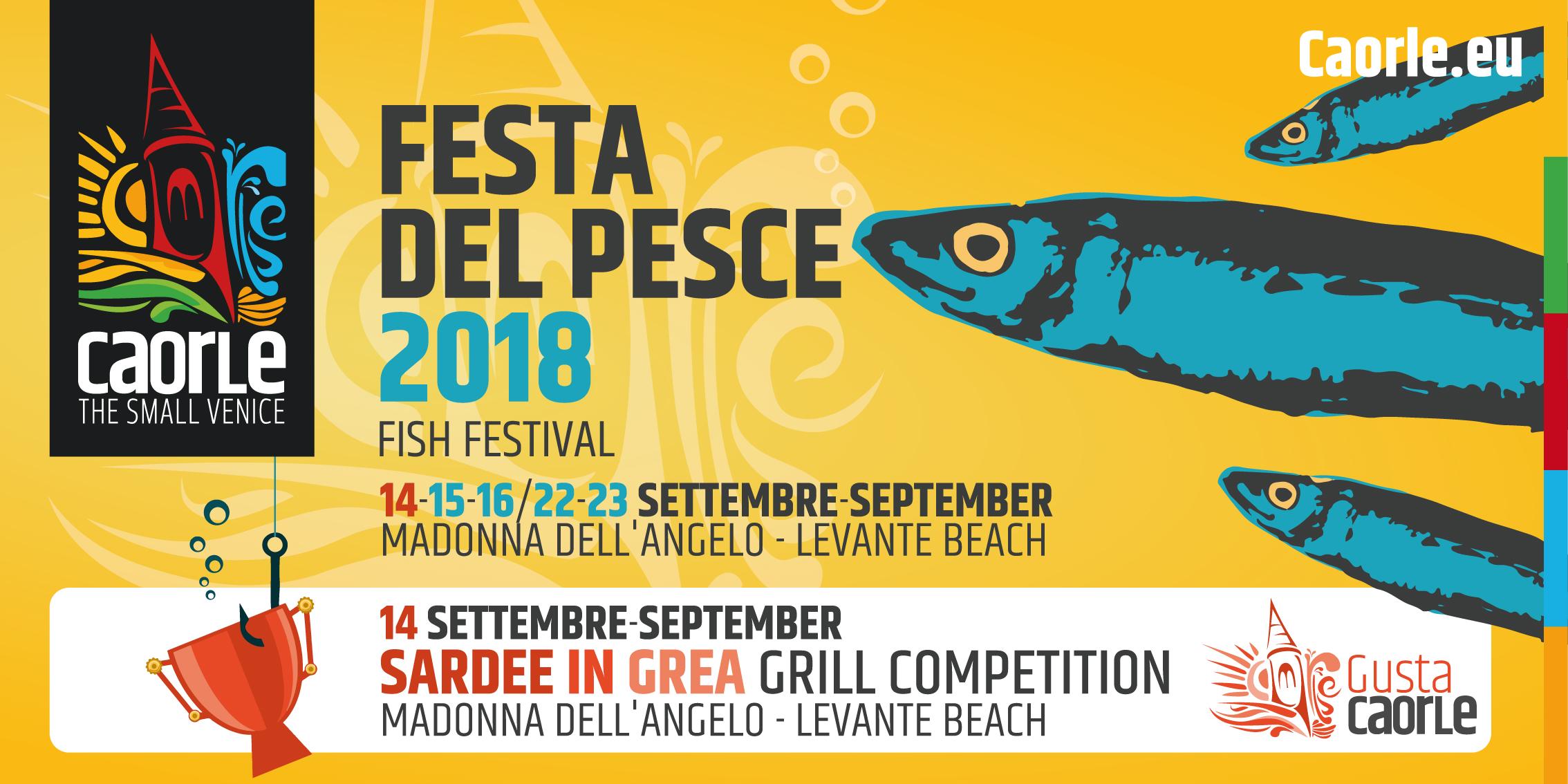 Festa del Pesce 2018