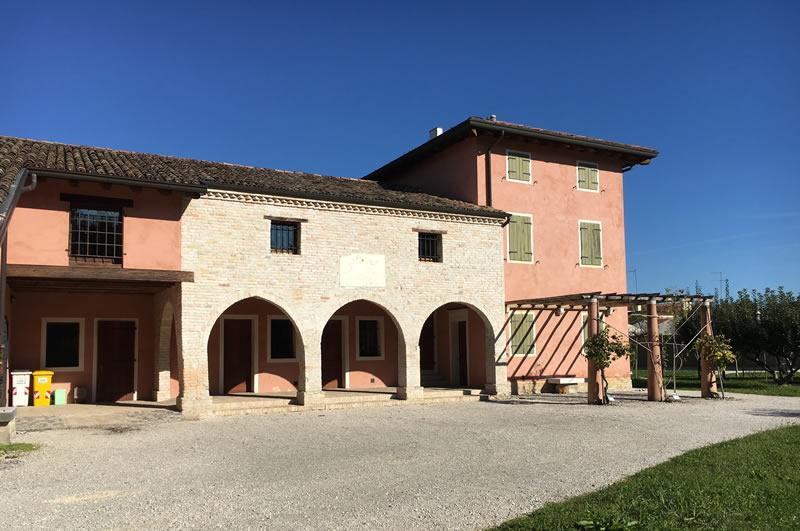 #famigliealmuseo al Cortino del Castello di Fratta
