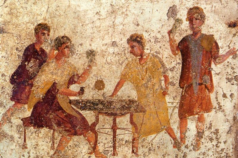 Le Feste dei Saturnalia a Iulia Concordia