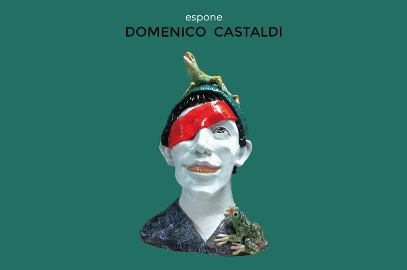 Al Cortino del Castello di Fratta la mostra di Domenico Castaldi