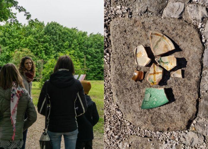 Storia di un Castello e laboratorio di indagine archeologica a Fratta
