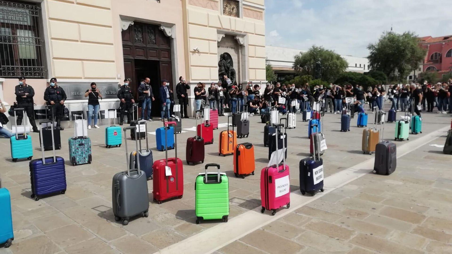 Turismo post lockdown: le agenzie di viaggio venete chiedono maggiori aiuti