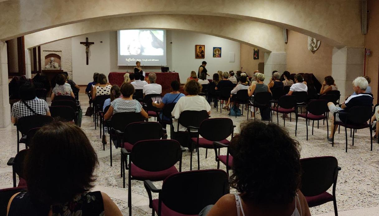 Il successo del corso di Storia dell'Arte a Concordia Sagittaria