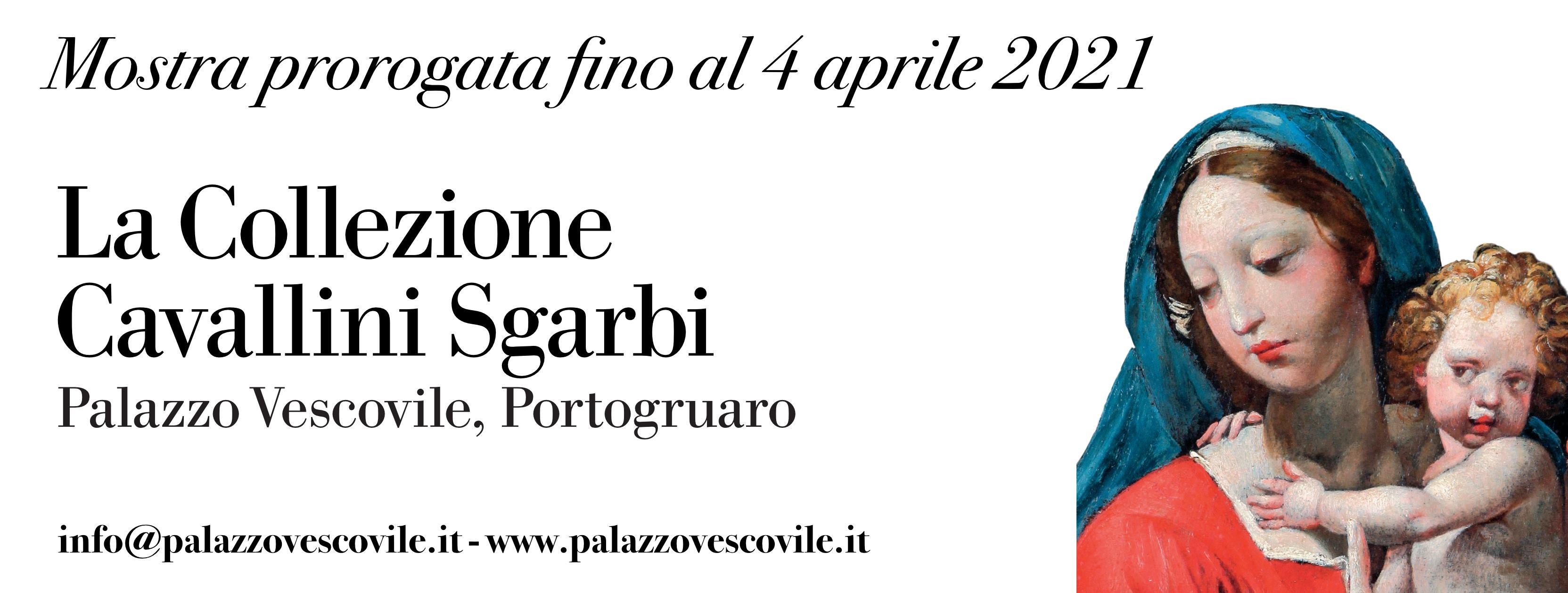 La mostra sulla Collezione Cavallini Sgarbi viene prorogata al 4 aprile