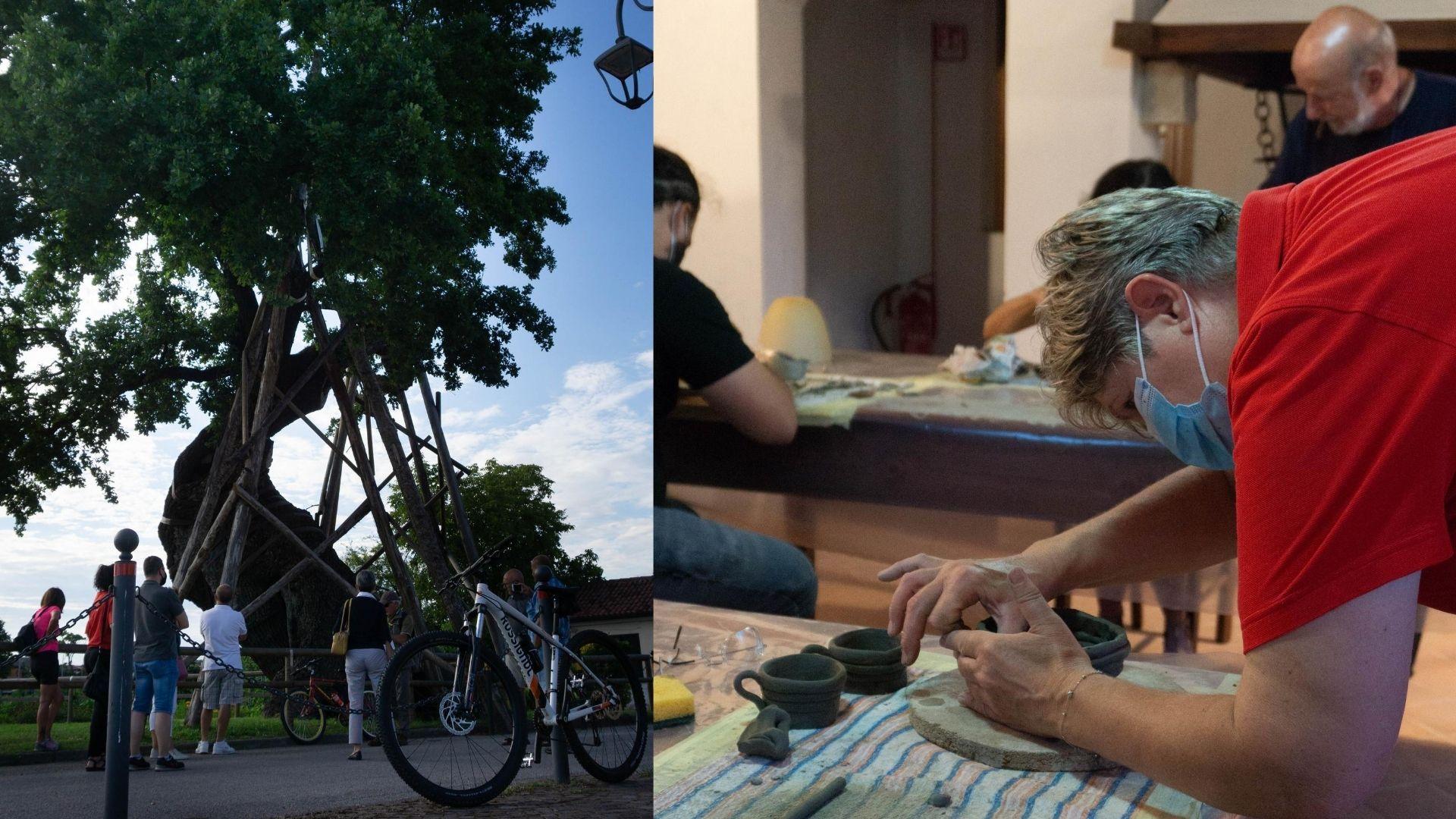 Pedalate guidate, corsi e fiere a Fossalta di Portogruaro