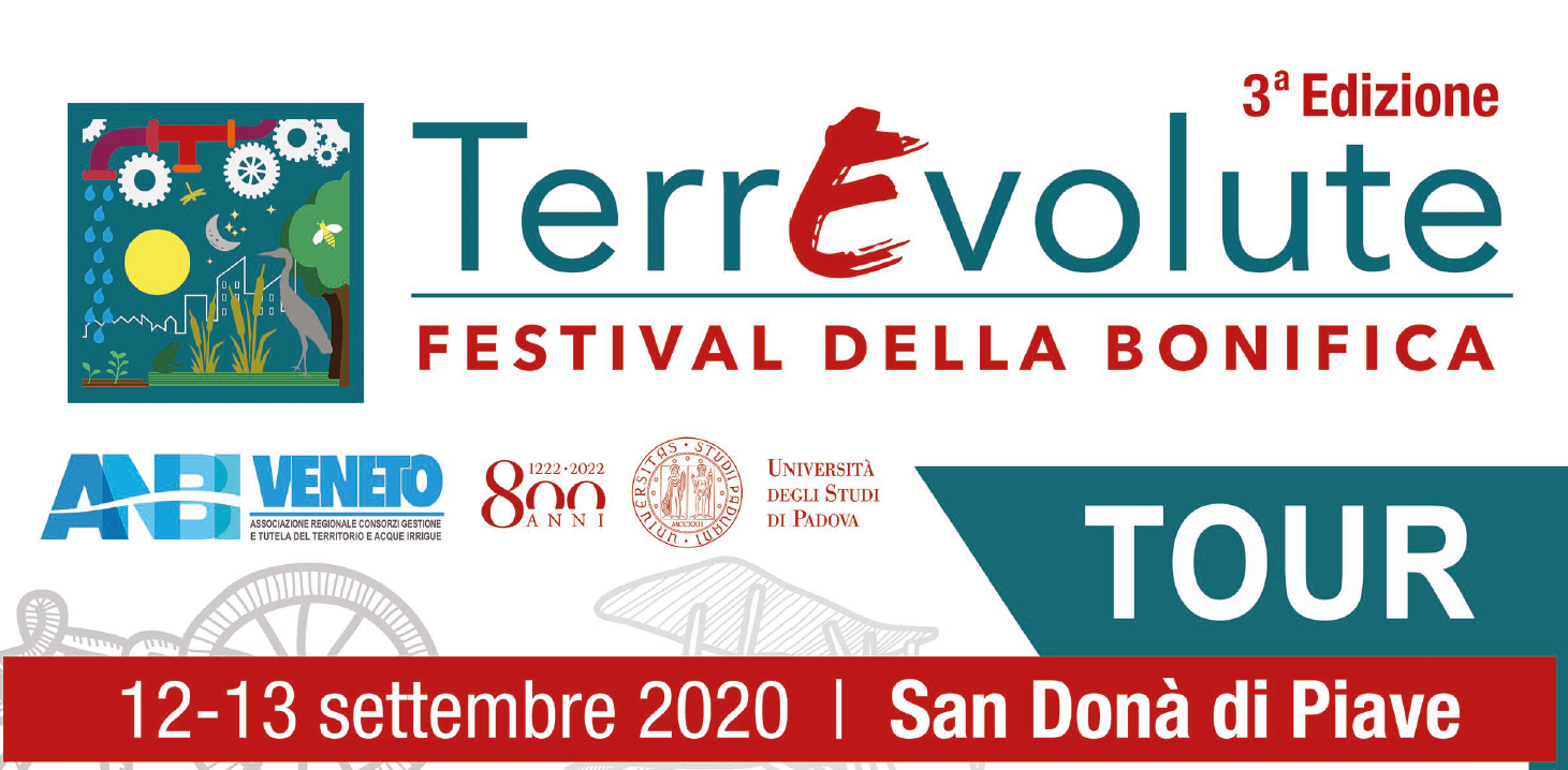 Tour e spettacoli nella terra della bonifica il 12 e 13 settembre 2020