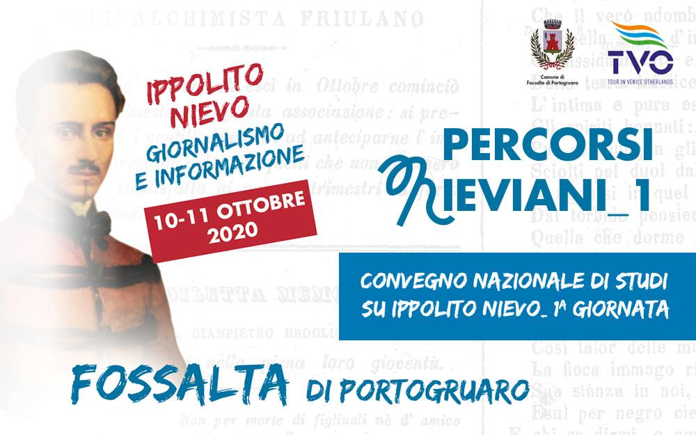 Convegno nazionale di studi su Ippolito Nievo