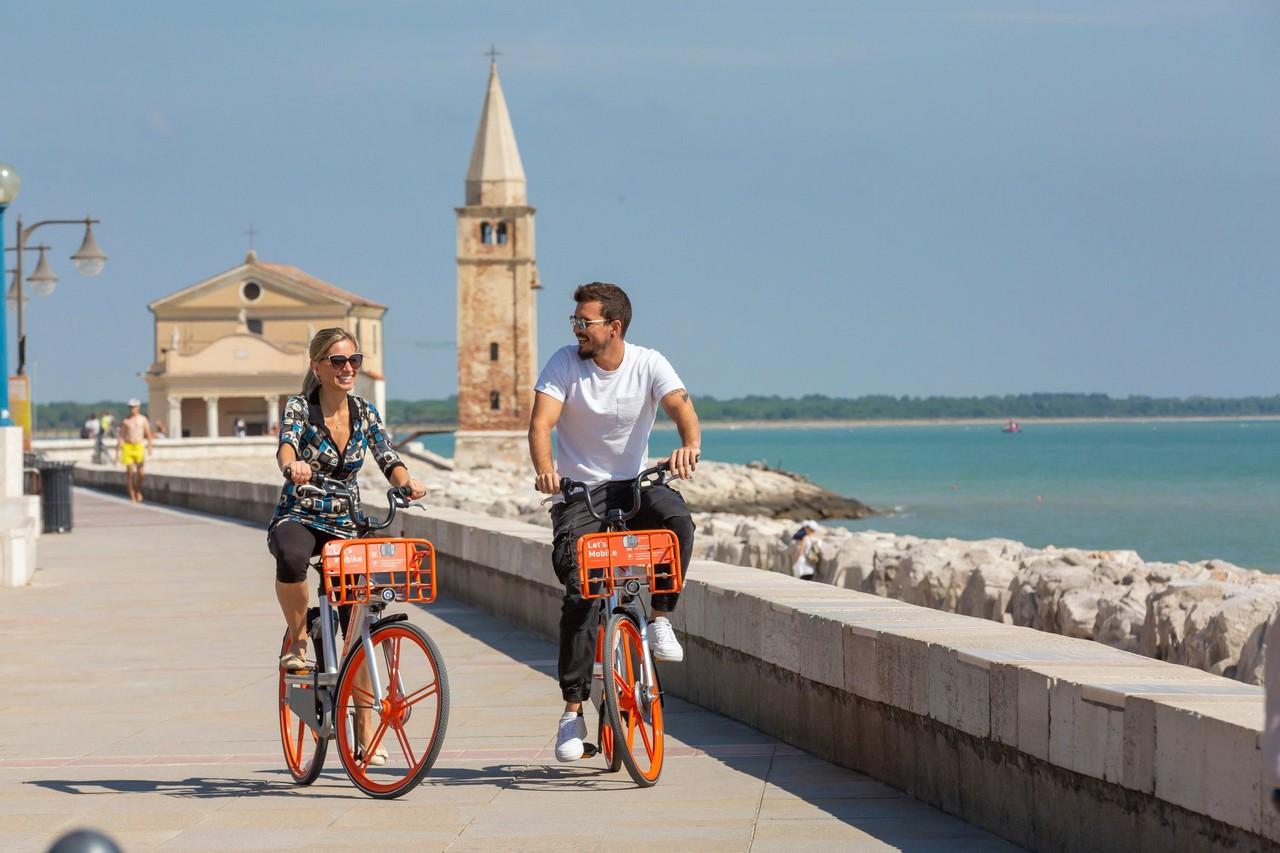 """Turismo lento per il progetto """"Caorle Slow – Hike & Bike"""""""